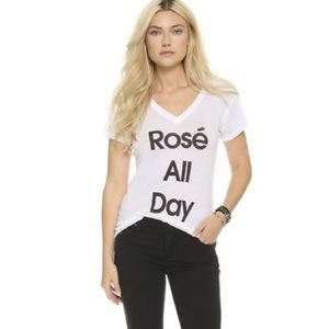 Wildfox Couture Women's Rose All Day T-Shirt